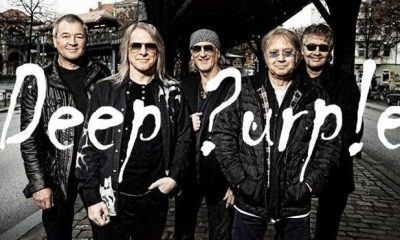 DEEP PURPLE 2016