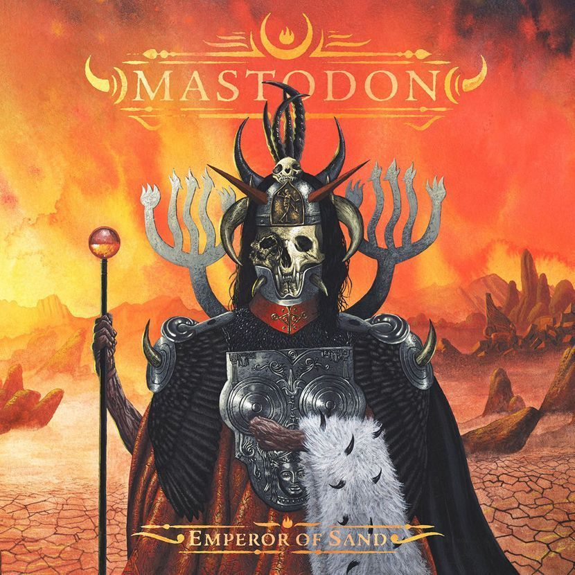 Emperor of Sand Mastodon