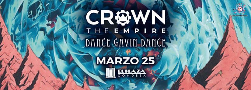 Crown The Empire Dance Gavin Dance.jpg2