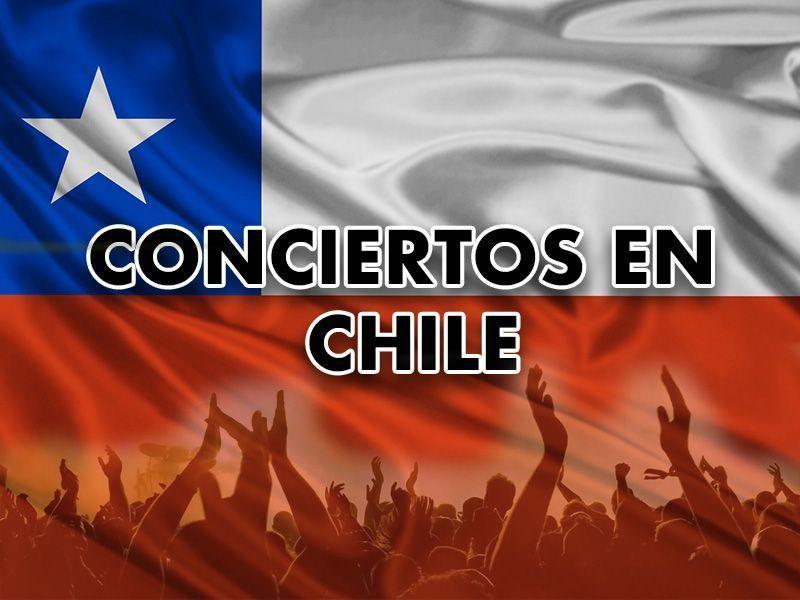 conciertos en Chile