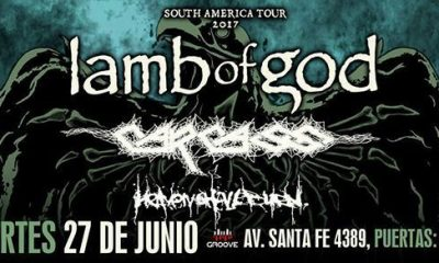 lamb of god y carcass
