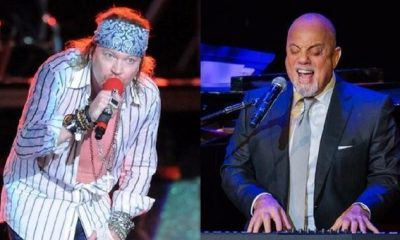 axl rose billy joel