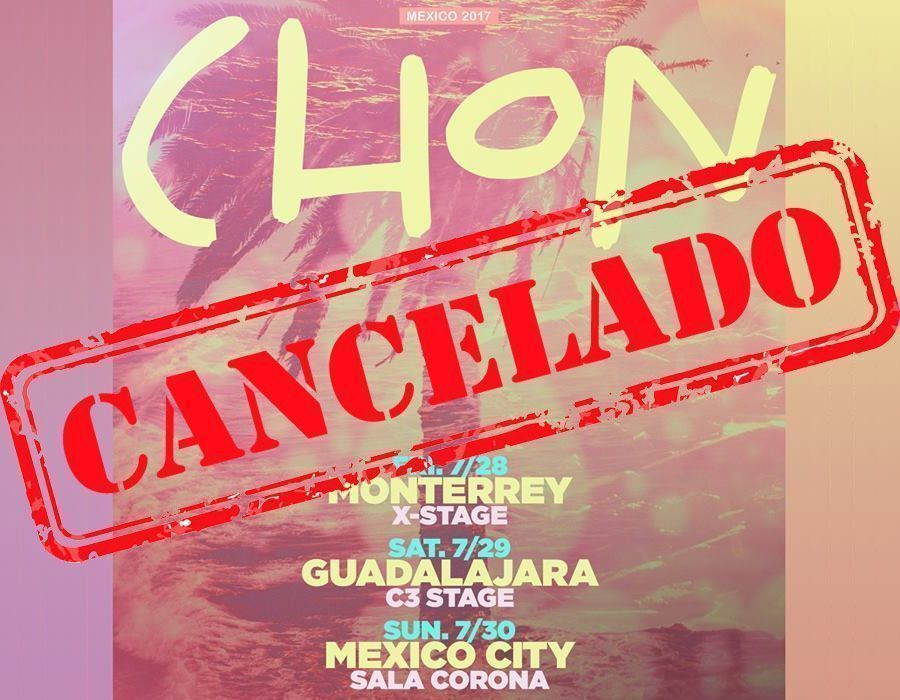 CHON cancelado