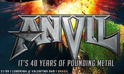 Anvil 40 gira