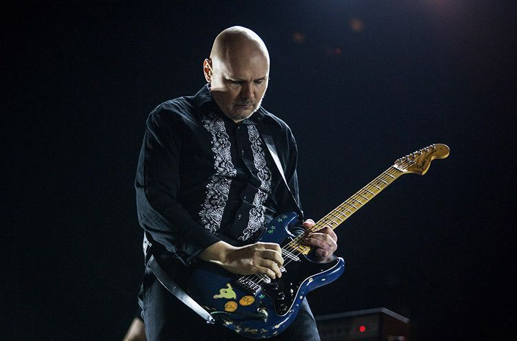 Billy Corgan Lollapalooza Brazil 20151