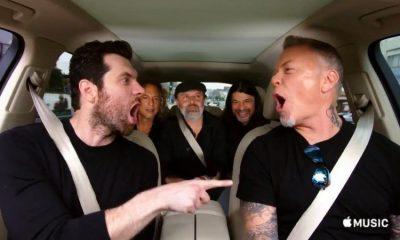 Metallica Carpool Karaoke e1502508847761