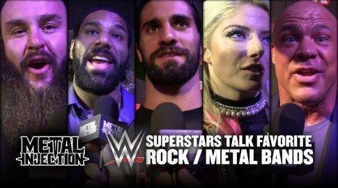 WWE Metal Injection