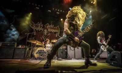 Zakk Sabbath live