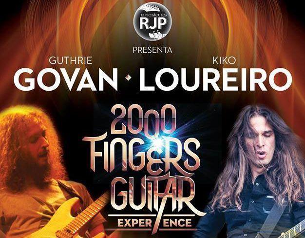 2000 finguers guitar