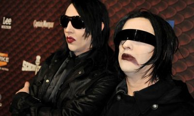 marilyn manson and twiggy ramirez