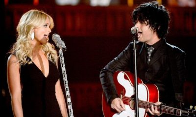 Miranda Lambert and Green Day duet Ordinary World e1511413199305
