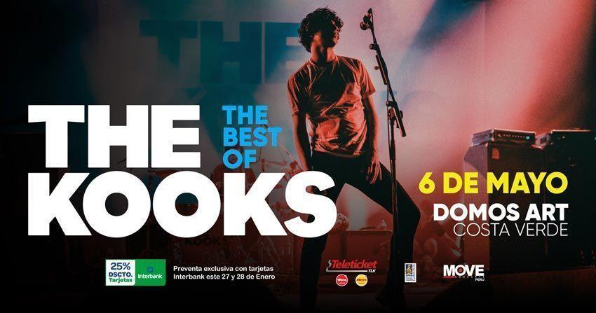 the kooks en lima