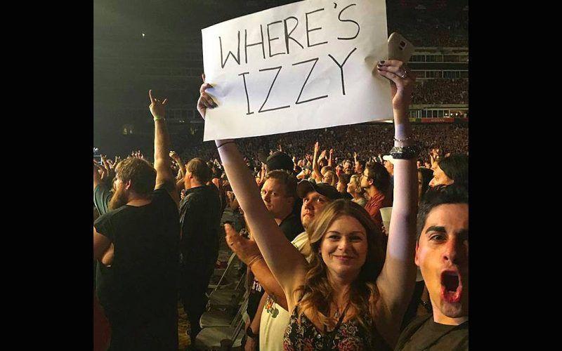 Wheres Izzy