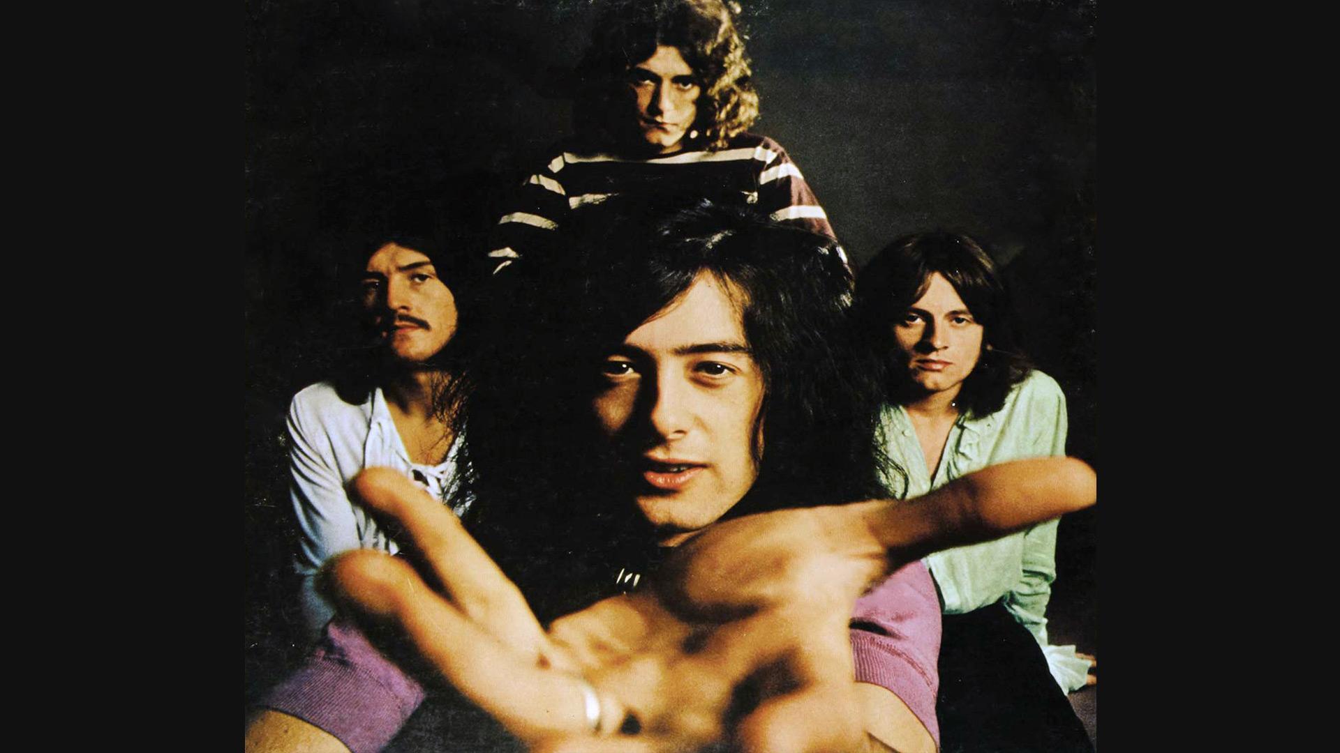 led zeppelin Led Zeppelin in Pictures wallpaper wp1207049