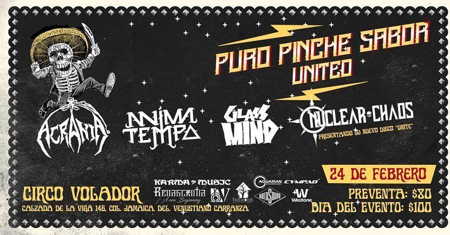 puro pinche sabor united v