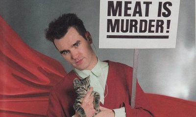 Morrisey vegano