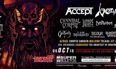 tecate mexico metal fest portada