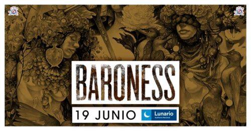 Baroness 19 jun up