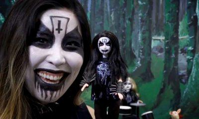barbie black metal