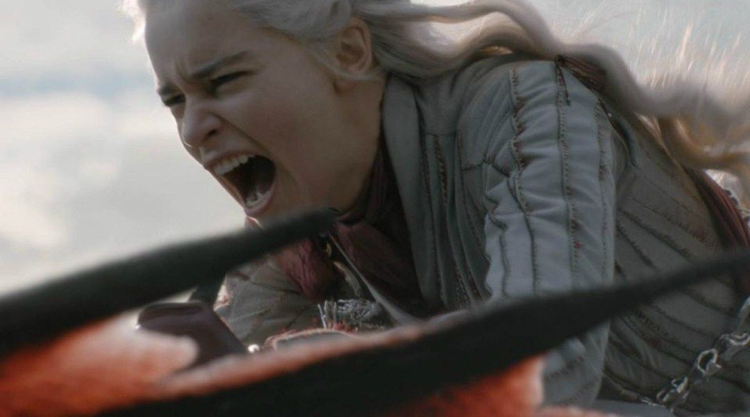 daenerys targaryen game of thrones episodio 5