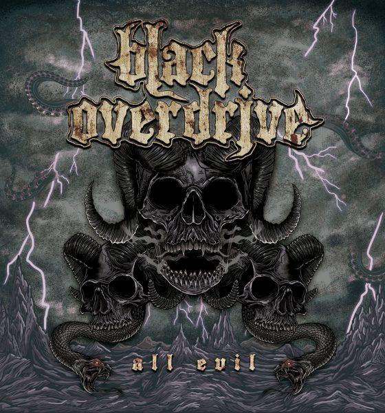 All Evil Black Overdrive