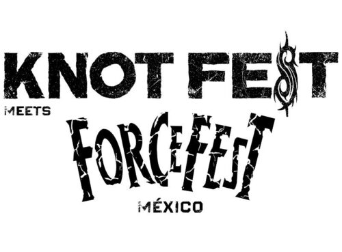 KNOTFEST MEETS FORCE FEST 2019 LOGO BAJA