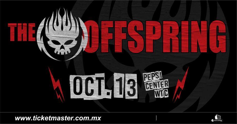The Offspring portada