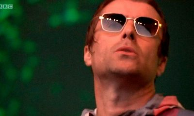 Liam Gallagher en Glastonbury
