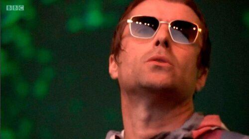 Liam Gallagher en Glastonbury