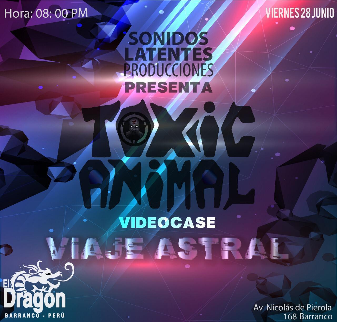 toxic presenta video