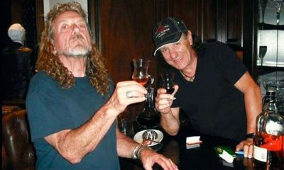 brian johnson y robert plant