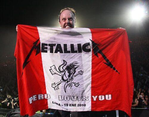 Metallica en Lima