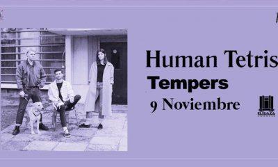 Human Tetris Tempers