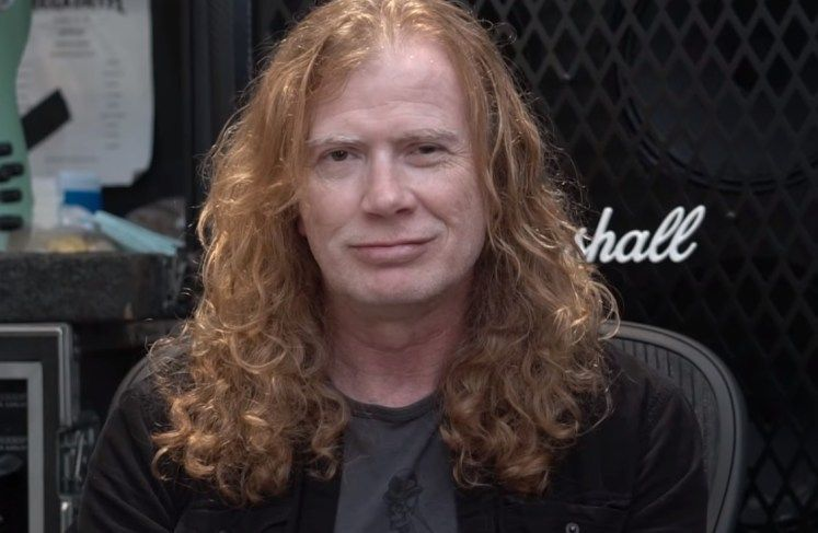 dave mustaine cancer