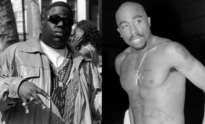 tupac y notorious big