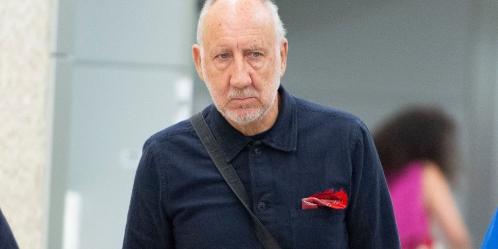 pete townshend getty