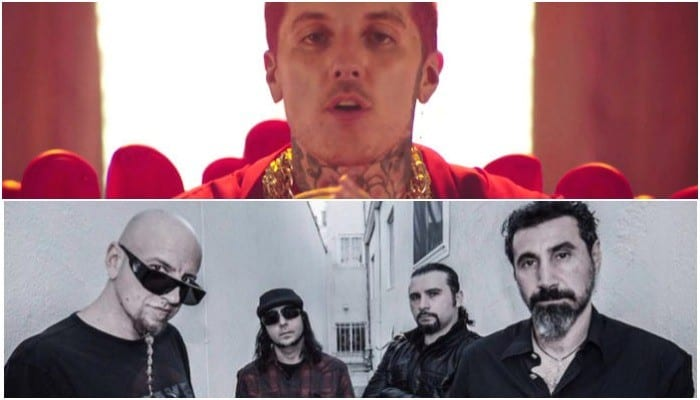 03a3b3ca system of a down y bring me the horizon