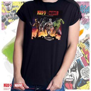 Kiss Marvel 3