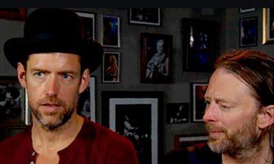 EdO'Brien radiohead