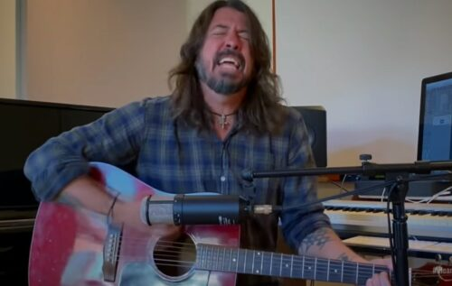 Dave Grohl my hero