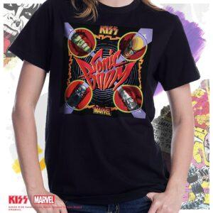 Kiss Marvel