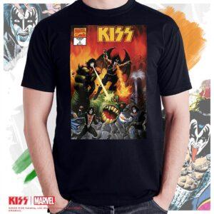 Kiss Marvel 2