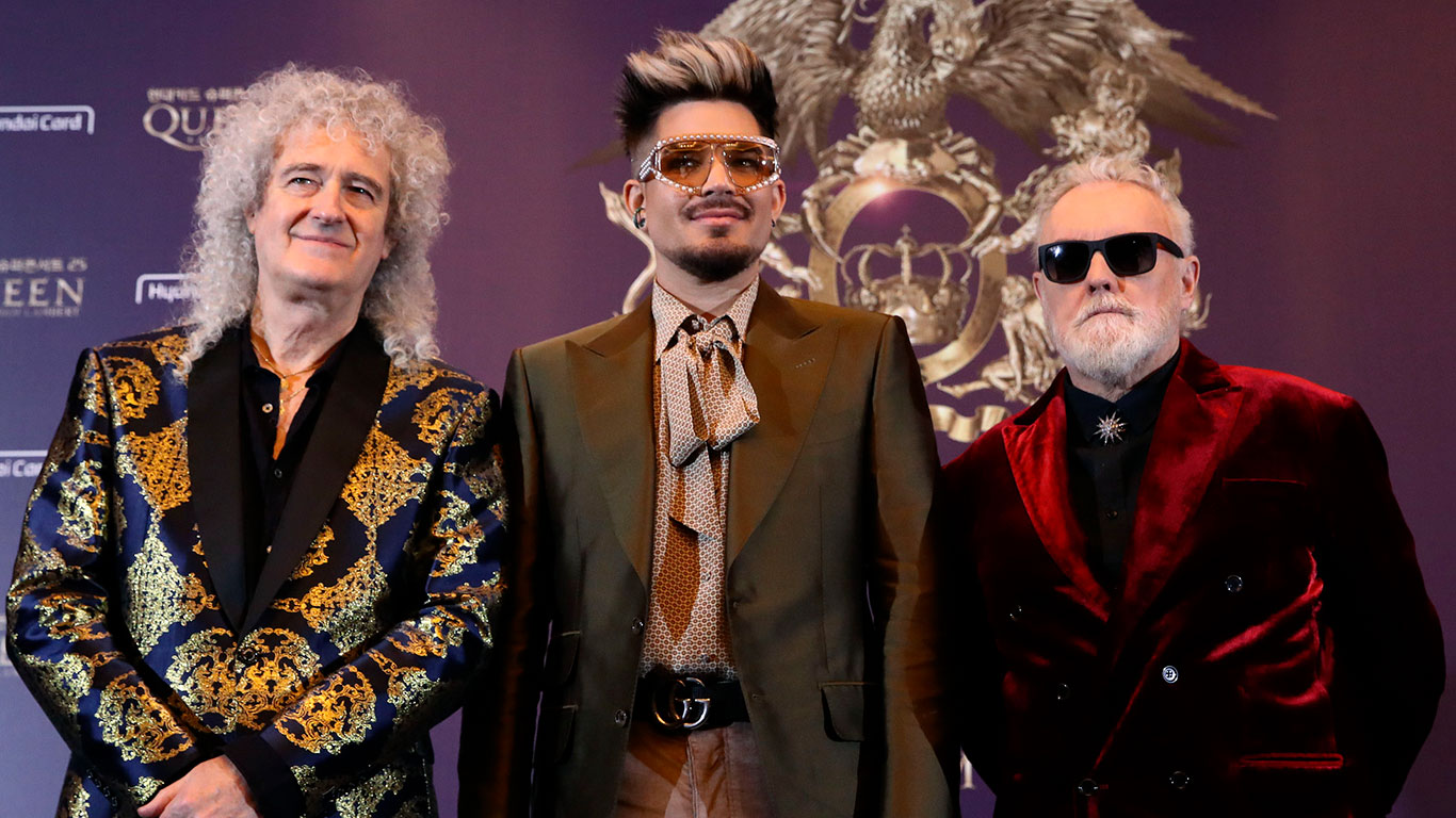 Roger Taylor reveló Brian May perdió el interés en la nueva pista que estaban elaborando con Adam Lambert para Queen