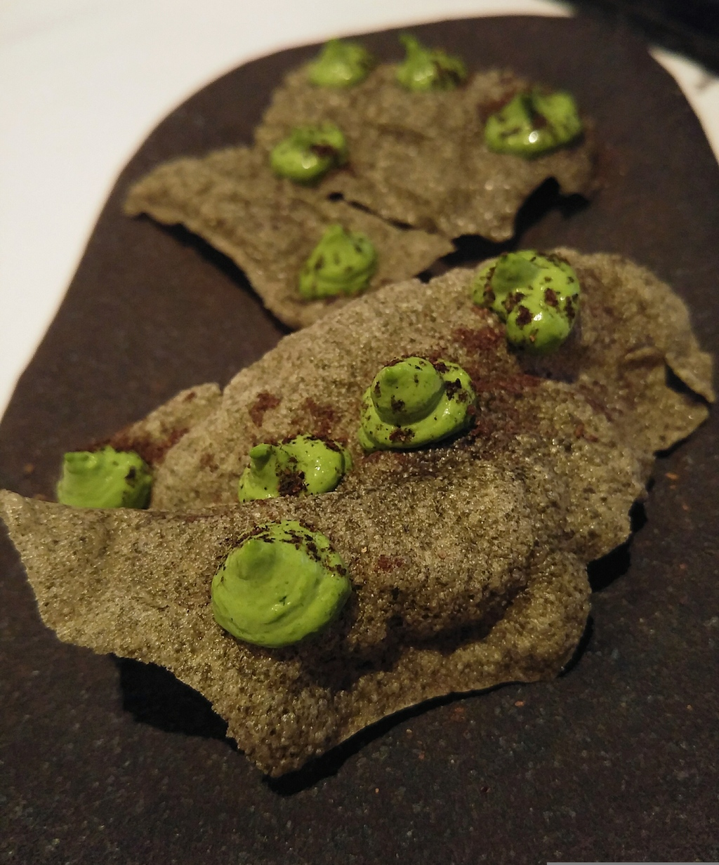 Urbane seaweed and oyster