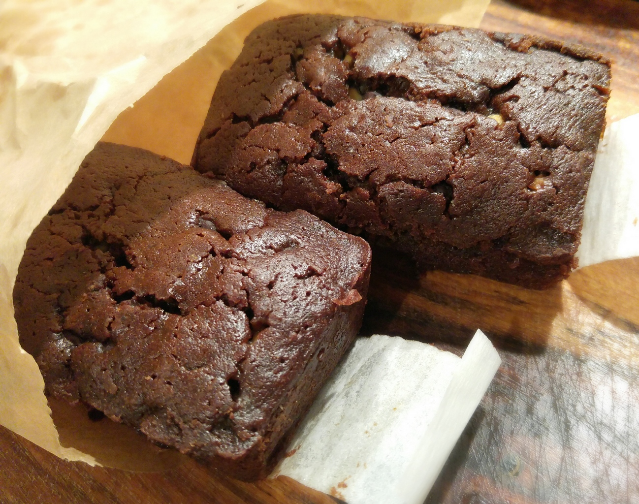 Brewbakers brownies