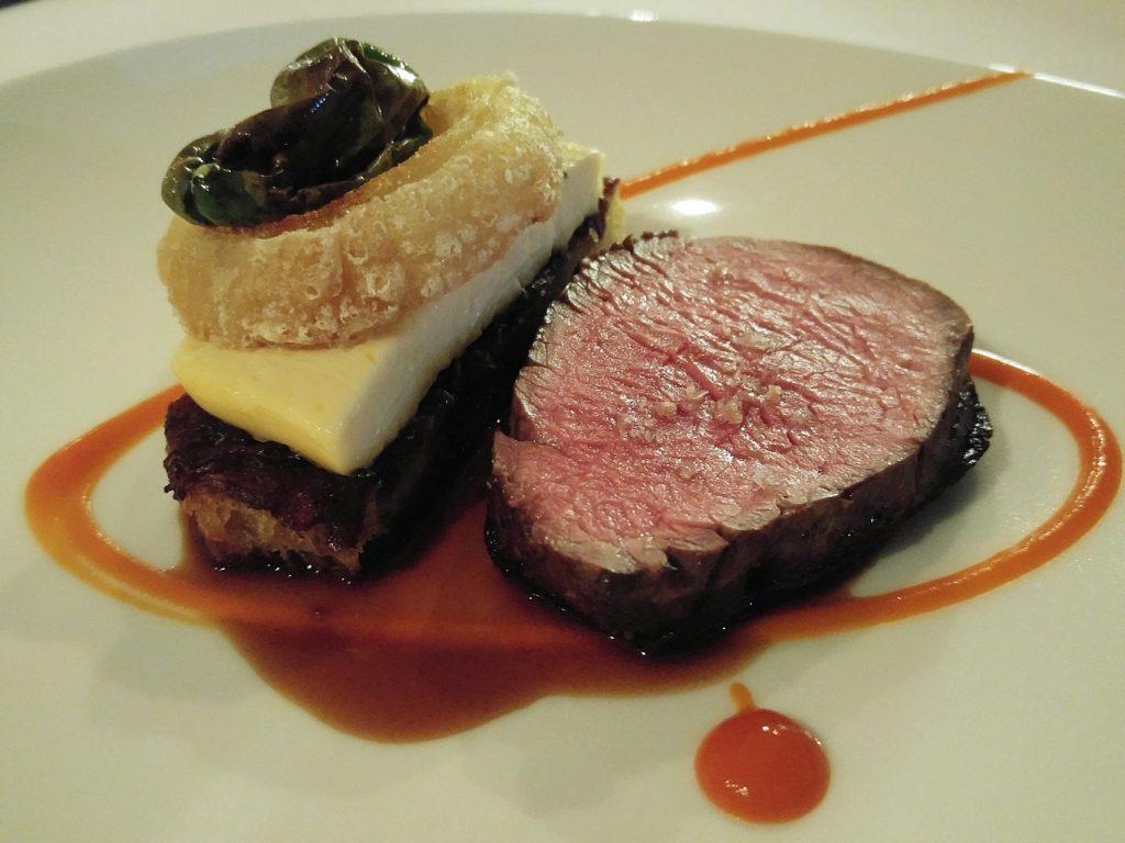 Restaurant two beef