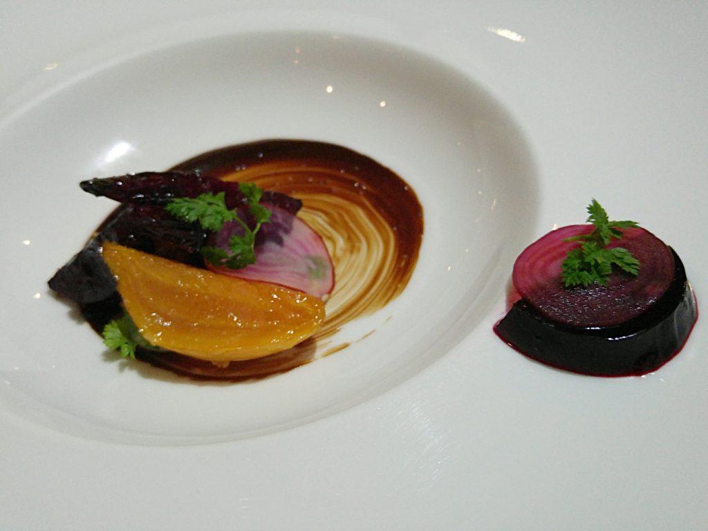 Restaurant two beetroot