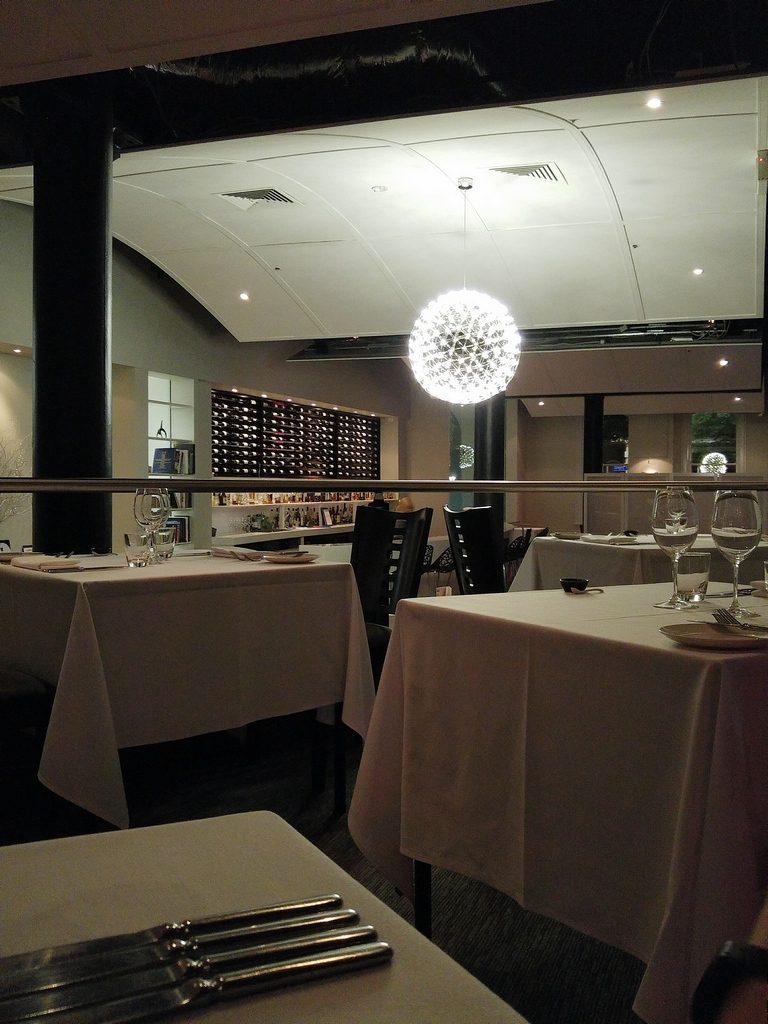 Restaurant two inside