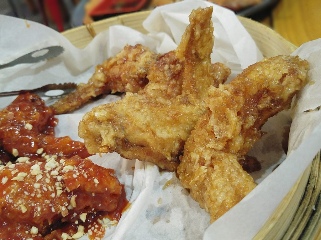 Seoul bistro honey soy chicken