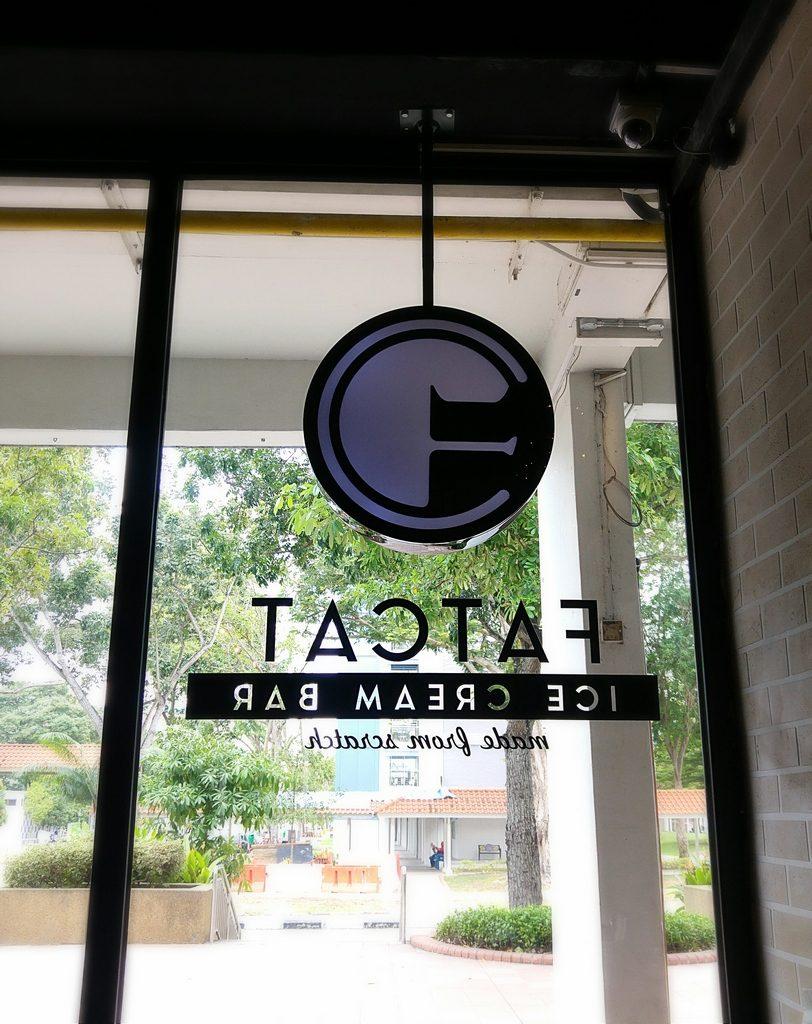 FatCat sign